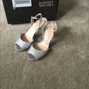 """Badgley Mischa, Women's Size 7, Slingback, 3"""" heel"""